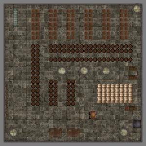 Wererat Den No Grid C 34x34