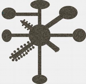 Shuzal 4 Grid 102x100